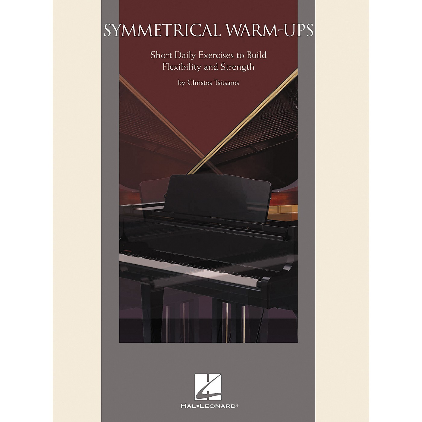 Hal Leonard Symmetrical Warm-Ups - Short Daily Exercises To Build Flexibility And Strength thumbnail