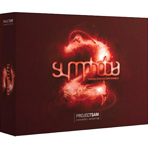 ProjectSAM Symphobia 2 Sample Library Software thumbnail