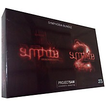 ProjectSAM Symphobia Pack (Vols. 1 & 2)