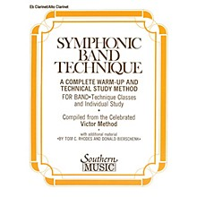 Southern Symphonic Band Technique (S.B.T.) (Alto Clarinet) Southern Music Series Arranged by John Victor
