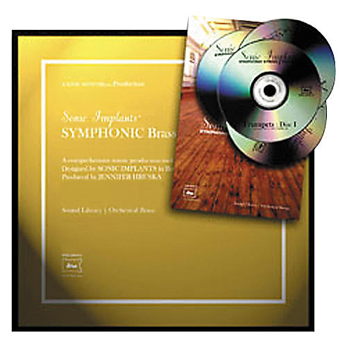 Sonic Implants Symphonic Brass Collection for Gigastudio-thumbnail