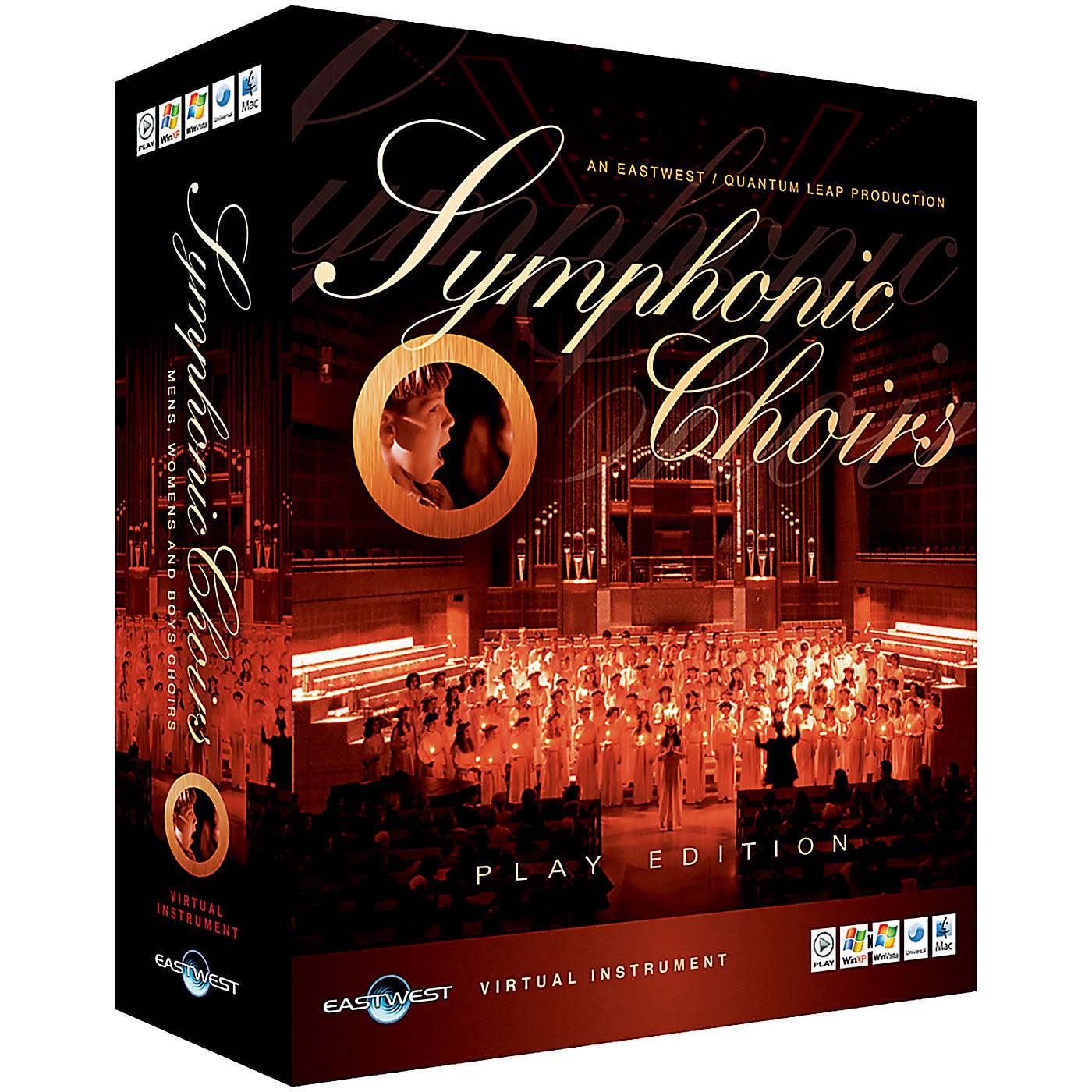 EastWest Symphonic Choirs Bundle Gold with Voices of the Apocalypse Expansion thumbnail