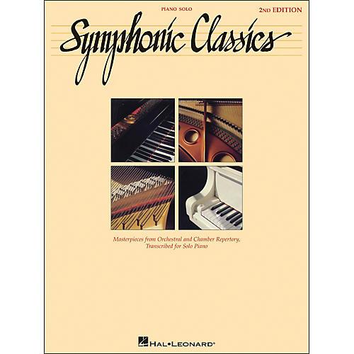 Hal Leonard Symphonic Classics 2nd Edition for Piano Solo thumbnail