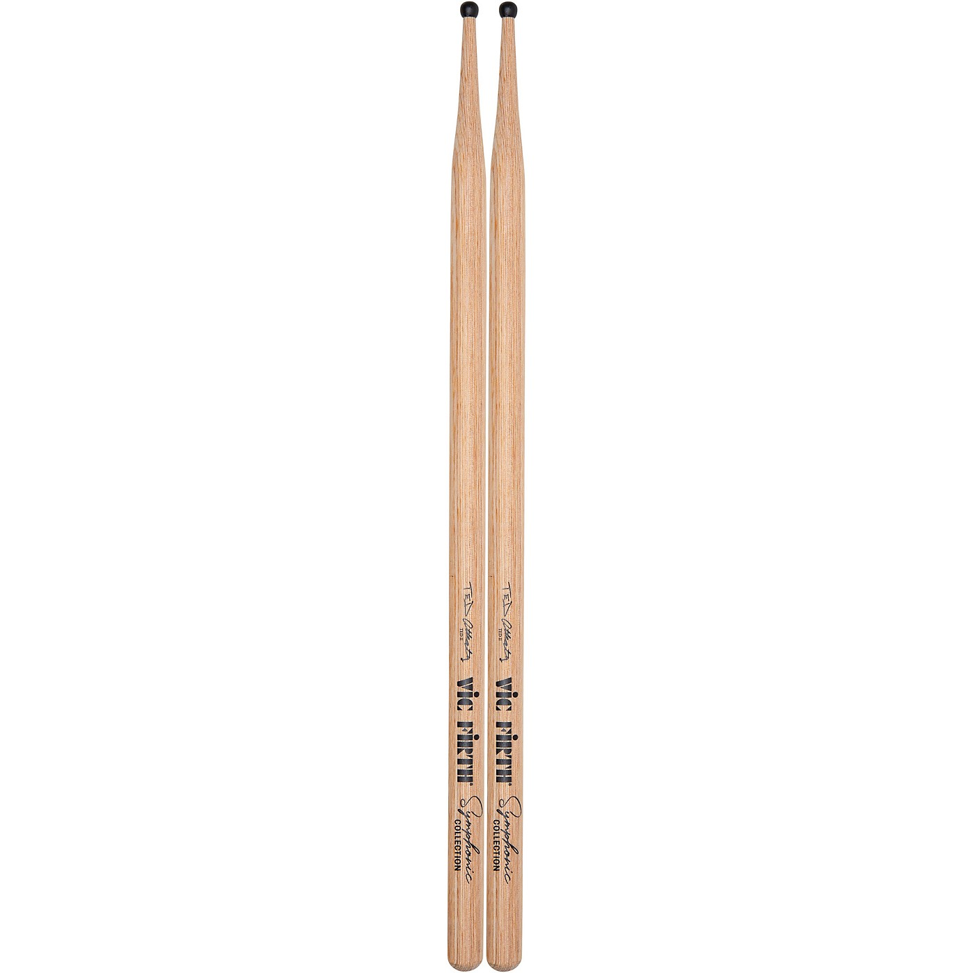 Vic Firth Symphonic Collection Laminated Birch Ted Atkatz Signature Drumstick thumbnail