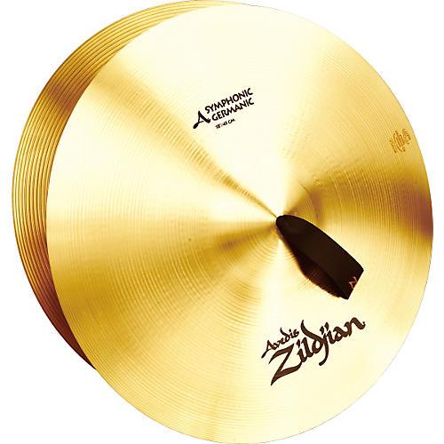 Zildjian Symphonic Germanic Tone Pair thumbnail