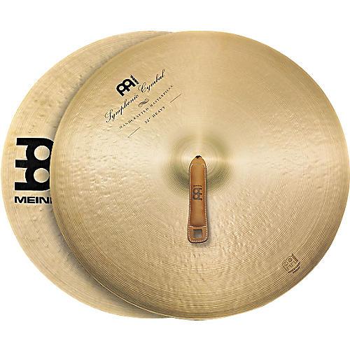 Meinl Symphonic Heavy Cymbal Pair thumbnail