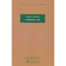 Boosey and Hawkes Symphonic Ode Boosey & Hawkes Scores/Books Series Composed by Aaron Copland