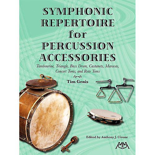 Meredith Music Symphonic Repertoire For Percussion Accessories thumbnail
