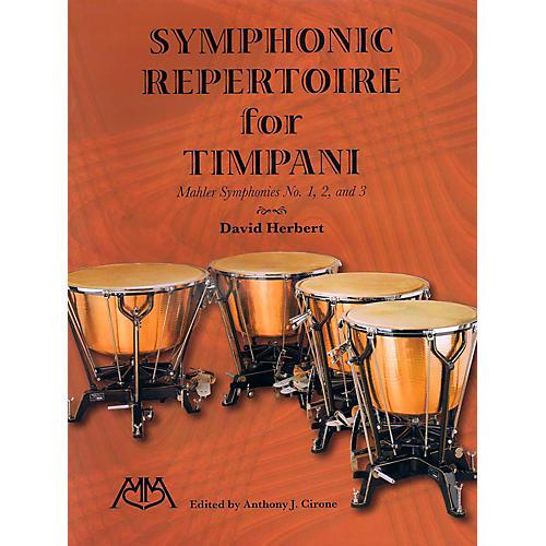 Meredith Music Symphonic Repertoire For Timpani - Mahler Symphonies 1-3 thumbnail