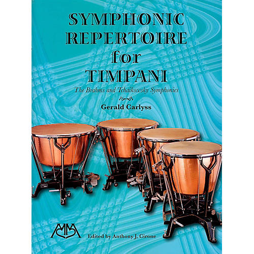 Meredith Music Symphonic Repertoire For Timpani - The Brahms And Tchaikowsky Symphonies-thumbnail