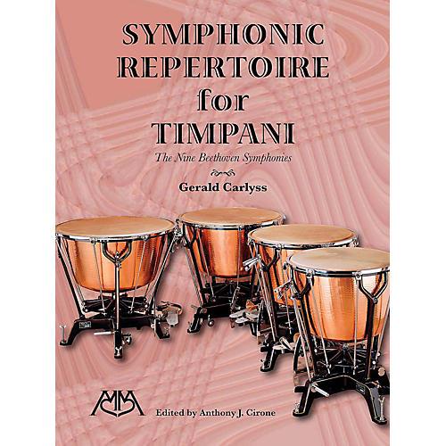Meredith Music Symphonic Repertoire For Timpani - The Nine Beethoven Symphonies thumbnail