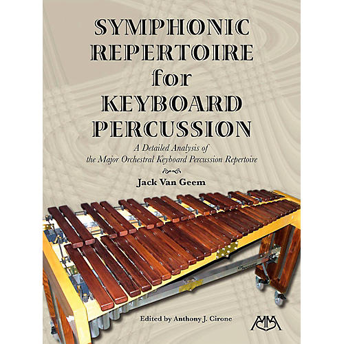 Meredith Music Symphonic Repertoire for Keyboard Percussion thumbnail