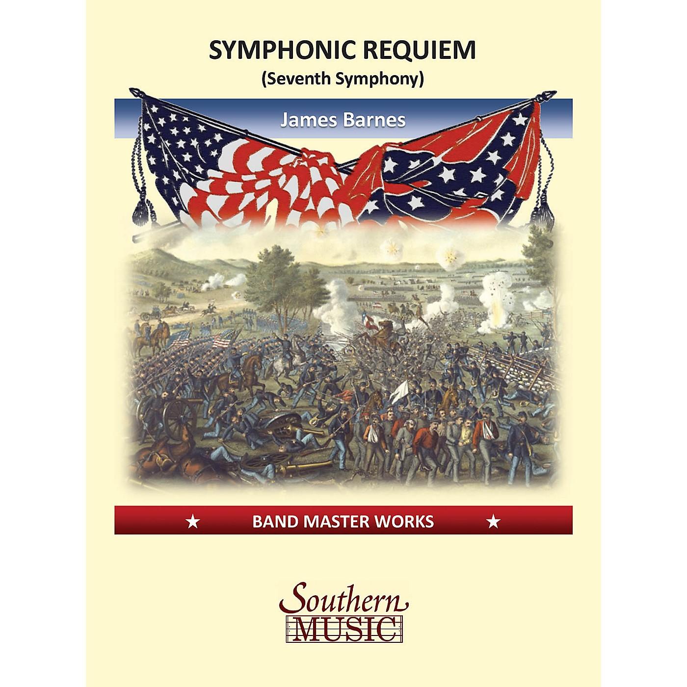 Southern Symphonic Requiem (Seventh Symphony for Concert Band) Concert Band Level 6 thumbnail