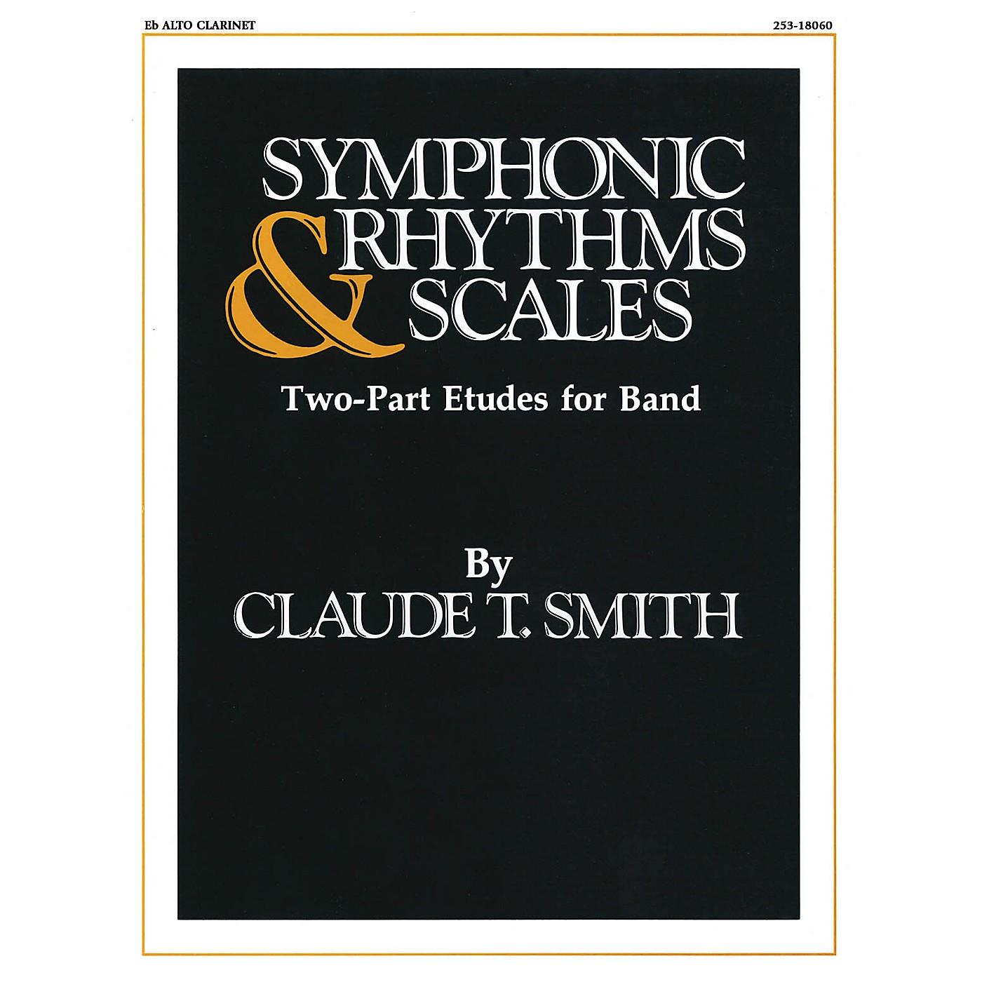 Hal Leonard Symphonic Rhythms & Scales Concert Band Level 2-4 thumbnail