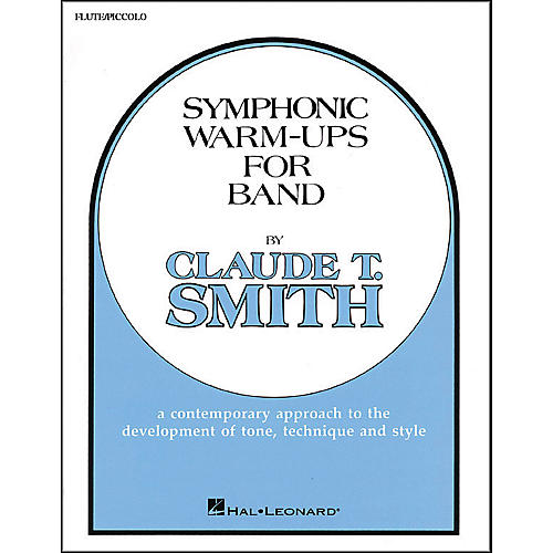 Hal Leonard Symphonic Warm-Ups For Band For Flute Or Piccolo thumbnail