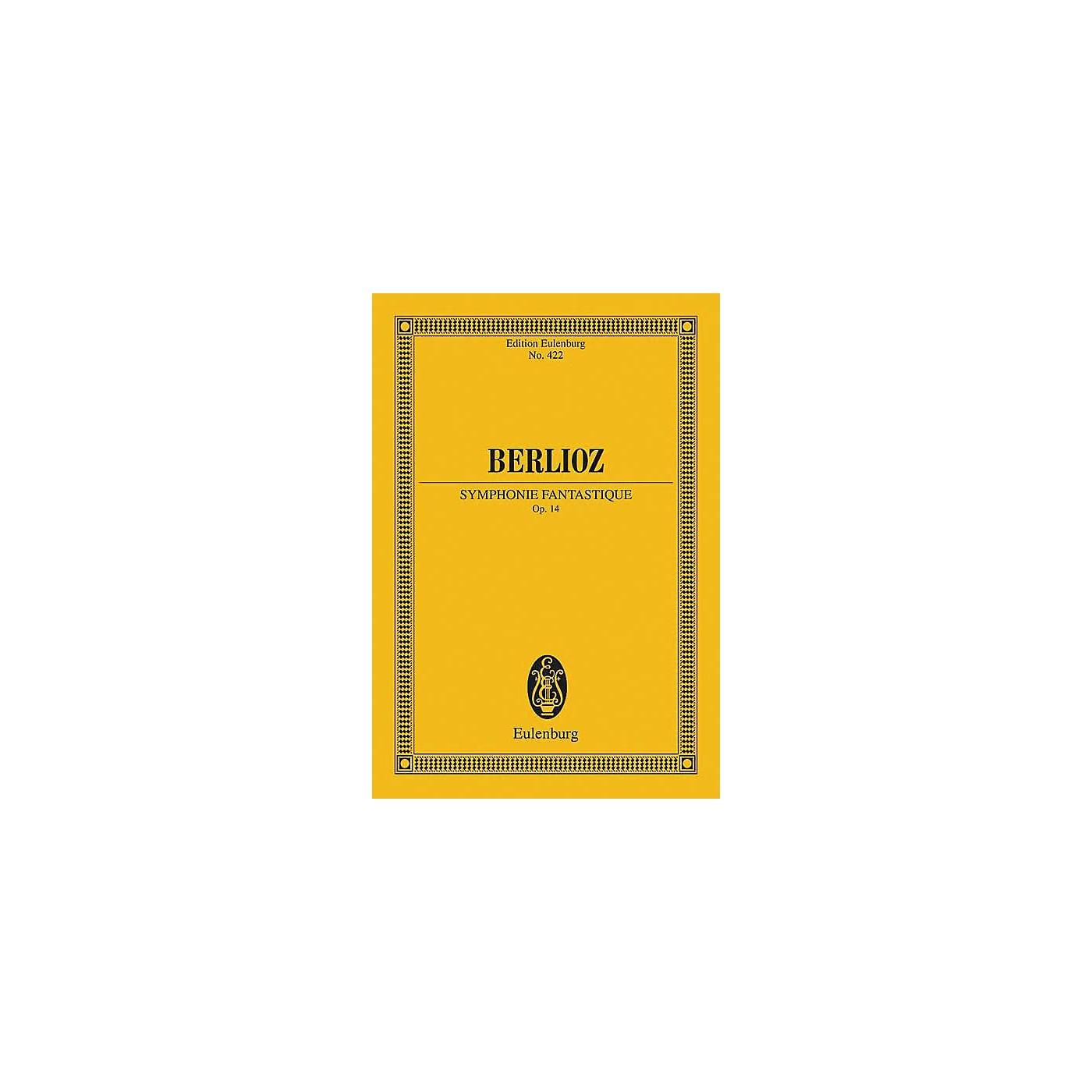 Eulenburg Symphonie Fantastique, Op. 14 Schott Series Composed by Hector Berlioz thumbnail