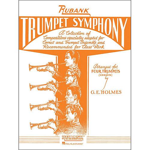 Hal Leonard Symphony Ensembles Series - Trumpet Symphony (Four Cornets Or Trumpets)-thumbnail