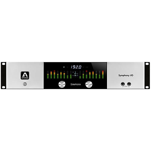 Apogee Symphony I/O 8x8 Audio Interface with 8 Mic Preamps-thumbnail