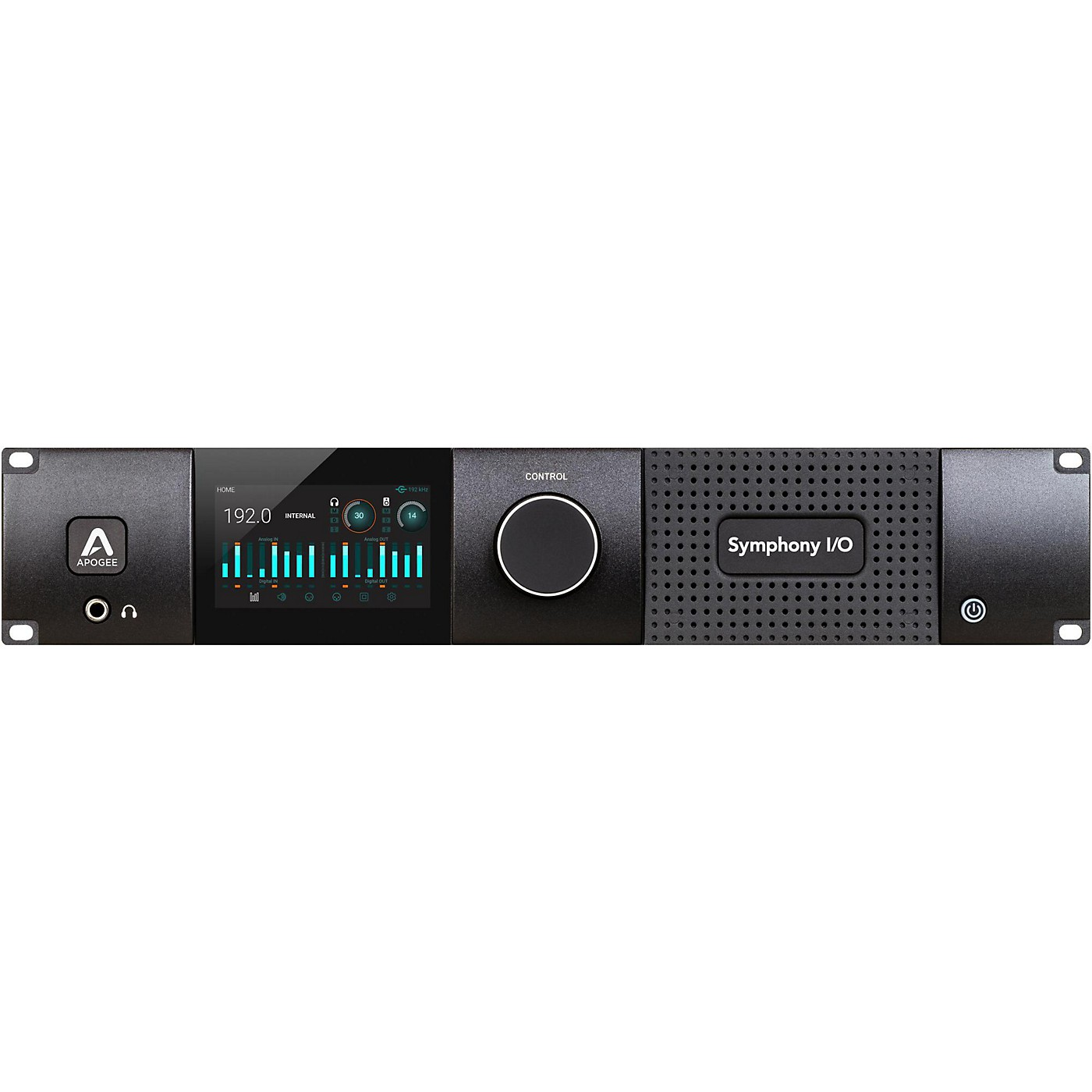 Apogee Symphony I/O MK II Pro Tools HD Chassis - Module Not Included thumbnail