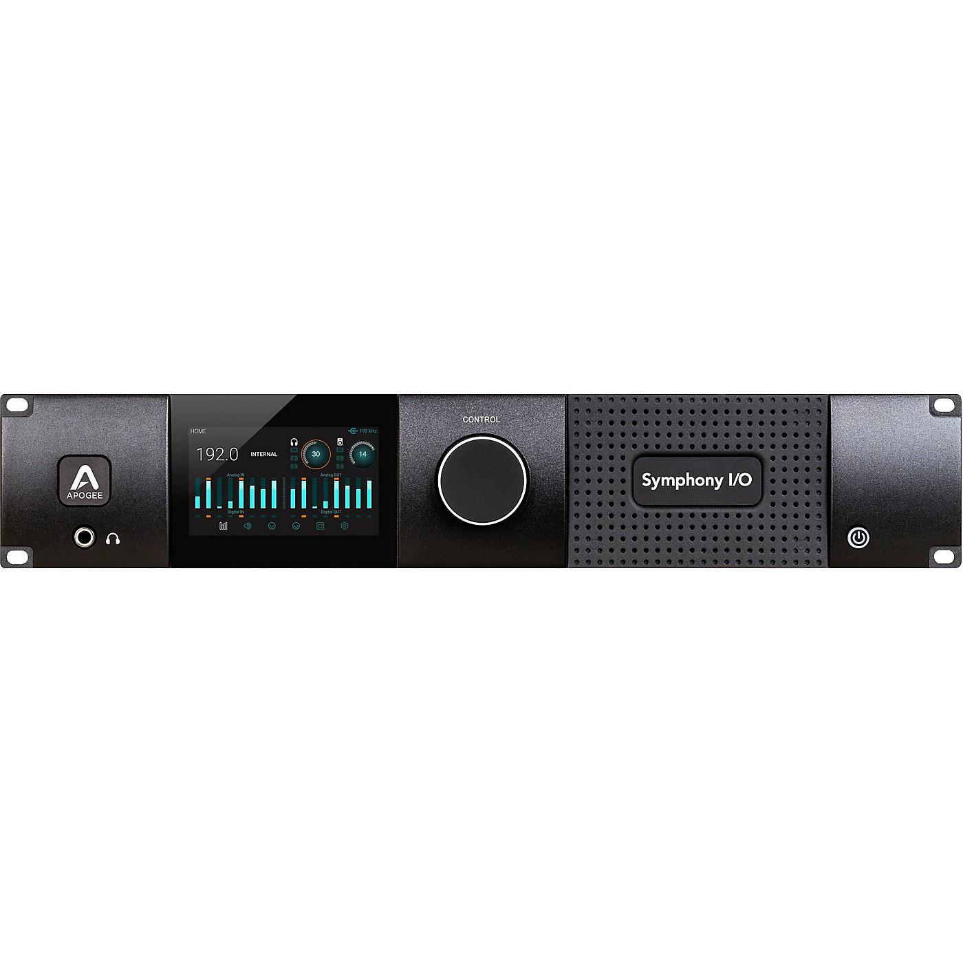 Apogee Symphony I/O Mk II 16X16 SoundGrid thumbnail