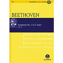 Schott Symphony No. 1 in C Major, Op. 21 Study Score Series Softcover with CD Composed by Ludwig van Beethoven