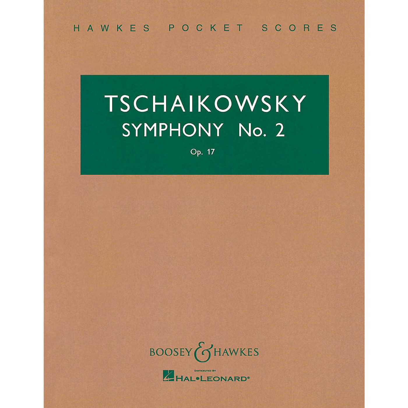 Boosey and Hawkes Symphony No. 2 in C Minor, Op. 17 Boosey & Hawkes Scores/Books Series by Pyotr Il'yich Tchaikovsky thumbnail