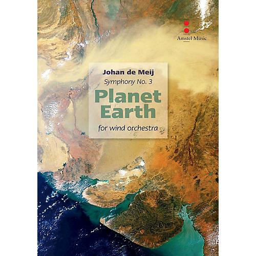 Amstel Music Symphony No. 3 (Movement II - Planet Earth) Concert Band Composed by Johan de Meij thumbnail