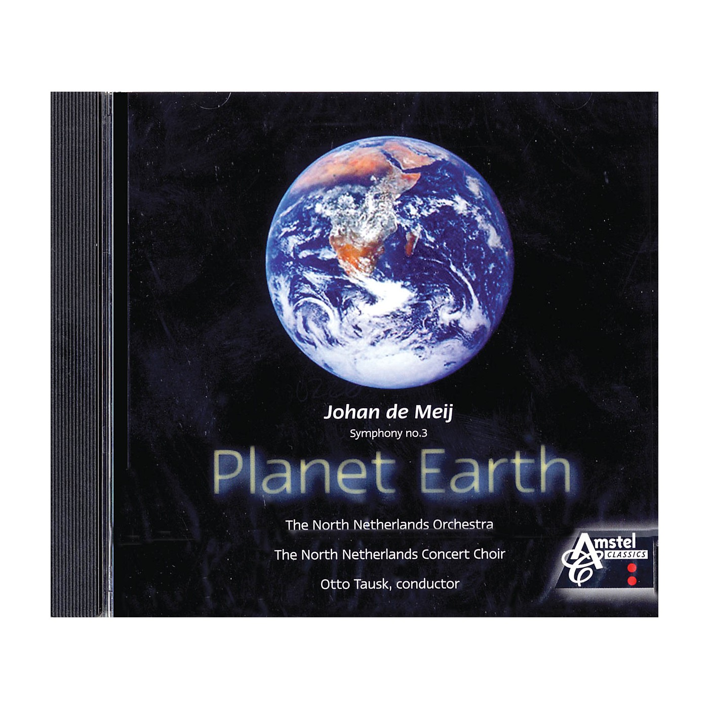 Amstel Music Symphony No. 3 Planet Earth (Amstel Classics Concert Band CD) Concert Band Composed by Johan de Meij thumbnail