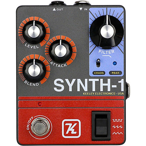 Keeley Synth-1 Wave Generator Guitar Effects Pedal thumbnail