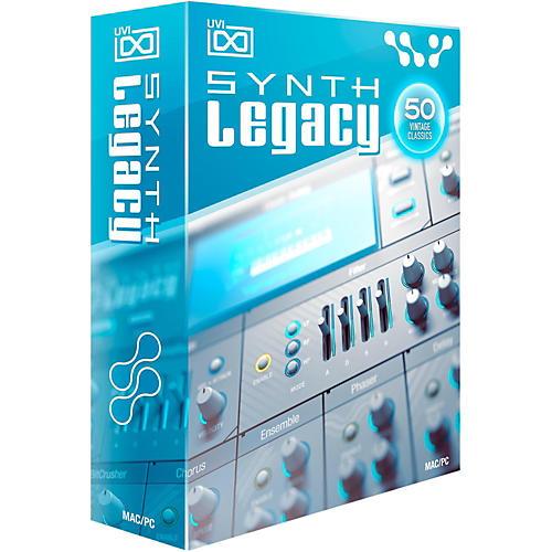 UVI Synth Legacy thumbnail