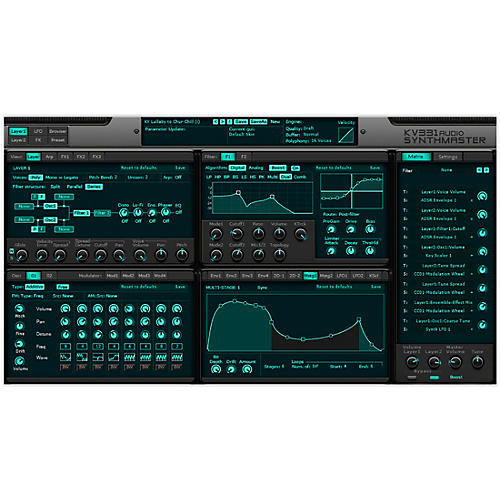KV331 Audio SynthMaster 2 Upgrade From SynthMaster Player thumbnail