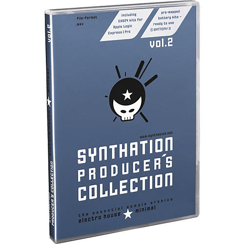 Best Service Synthation Producer's Collection Sample Collection Software, Volume 2 thumbnail