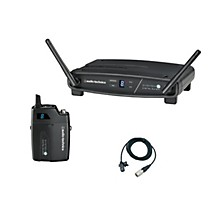 Audio-Technica System 10 ATW-1101/H92-TH 2.4GHz Digital Wireless Headset System