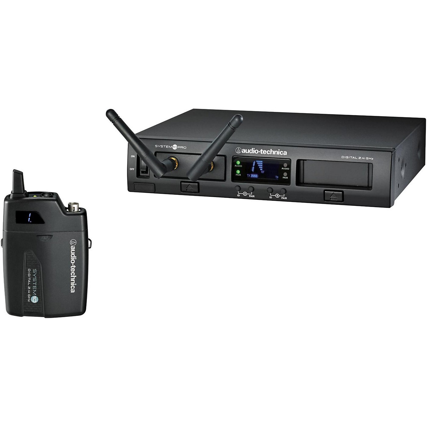 Audio-Technica System 10 Pro ATW-1301 Body-Pack System thumbnail