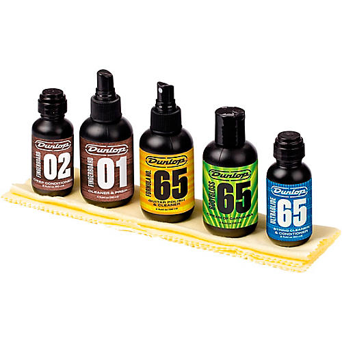 Dunlop System 65 Guitar Maintenance Kit thumbnail