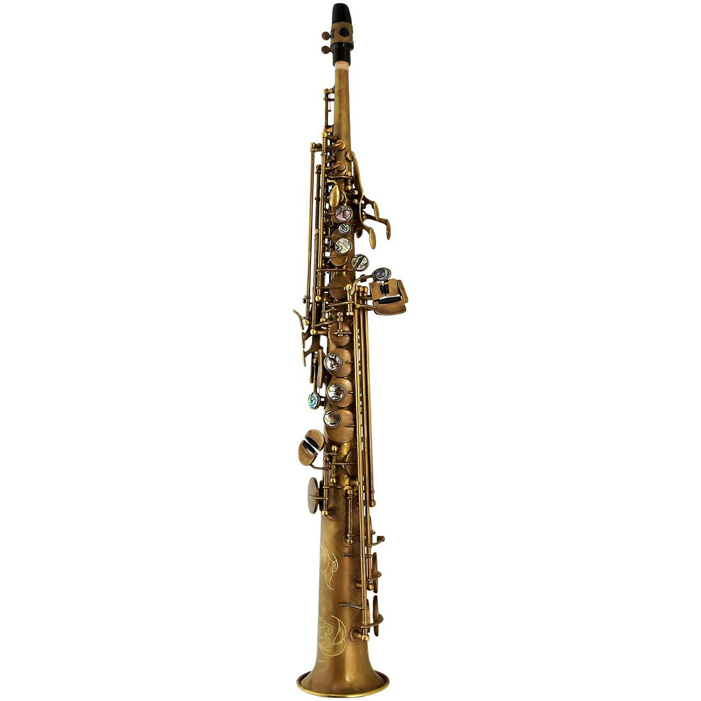 P. Mauriat System 76 One-Piece Professional Soprano Saxophone thumbnail