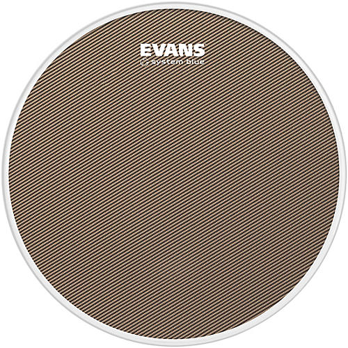 Evans System Blue Marching Snare Batter thumbnail