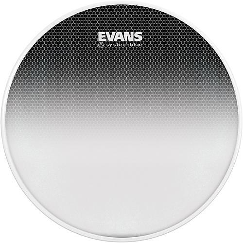 Evans System Blue Marching Tenor Drum Head thumbnail