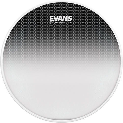 evans system blue marching tenor drum head woodwind brasswind. Black Bedroom Furniture Sets. Home Design Ideas