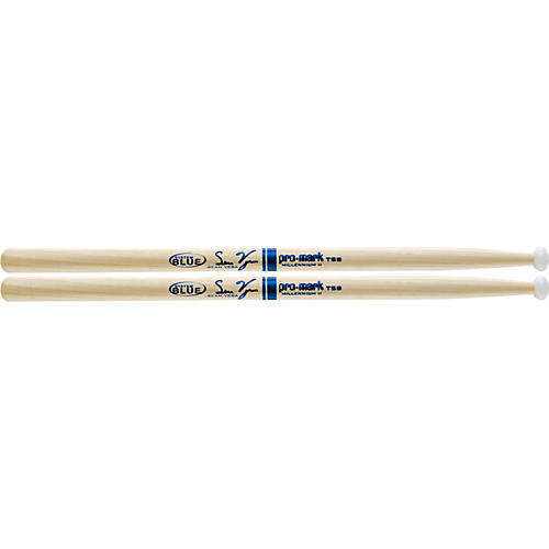 PROMARK System Blue Sean Vega Signature Marching Tenor Sticks TS8 thumbnail