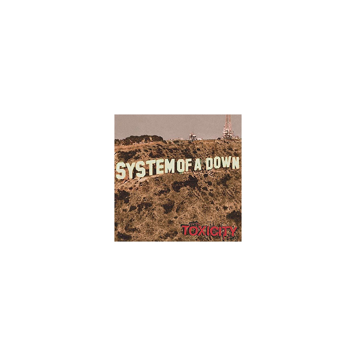 Sony System of a Down - Toxicity thumbnail