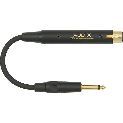 Audix T-50K Inline Impedance Matching Transformer-thumbnail