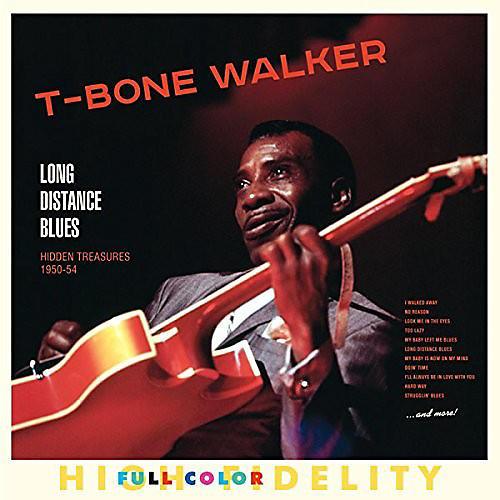 Alliance T-Bone Walker - Long Distance Blues thumbnail