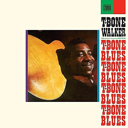 Alliance T-Bone Walker - T-Bone Blues + 2 Bonus Tracks thumbnail