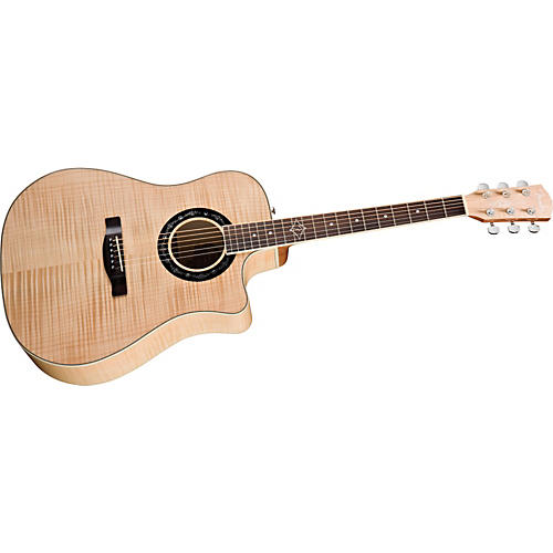 Fender T-Bucket 400 CE Flamed Maple Acoustic-Electric Guitar thumbnail