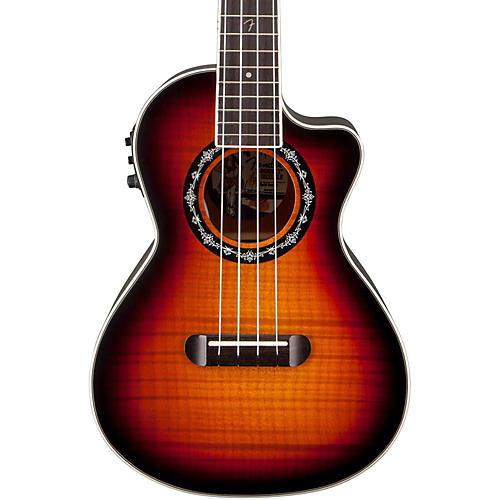 Fender T-Bucket Acoustic-Electric Ukulele thumbnail