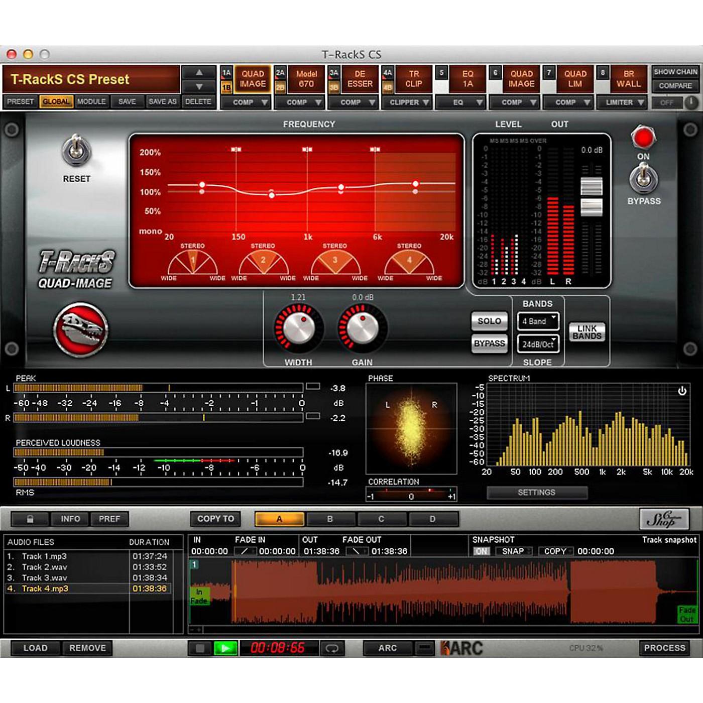 IK Multimedia T-RackS Multi-Band Series Software Download thumbnail