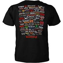 "Taboo T-Shirt ""Famous Headbangers"""