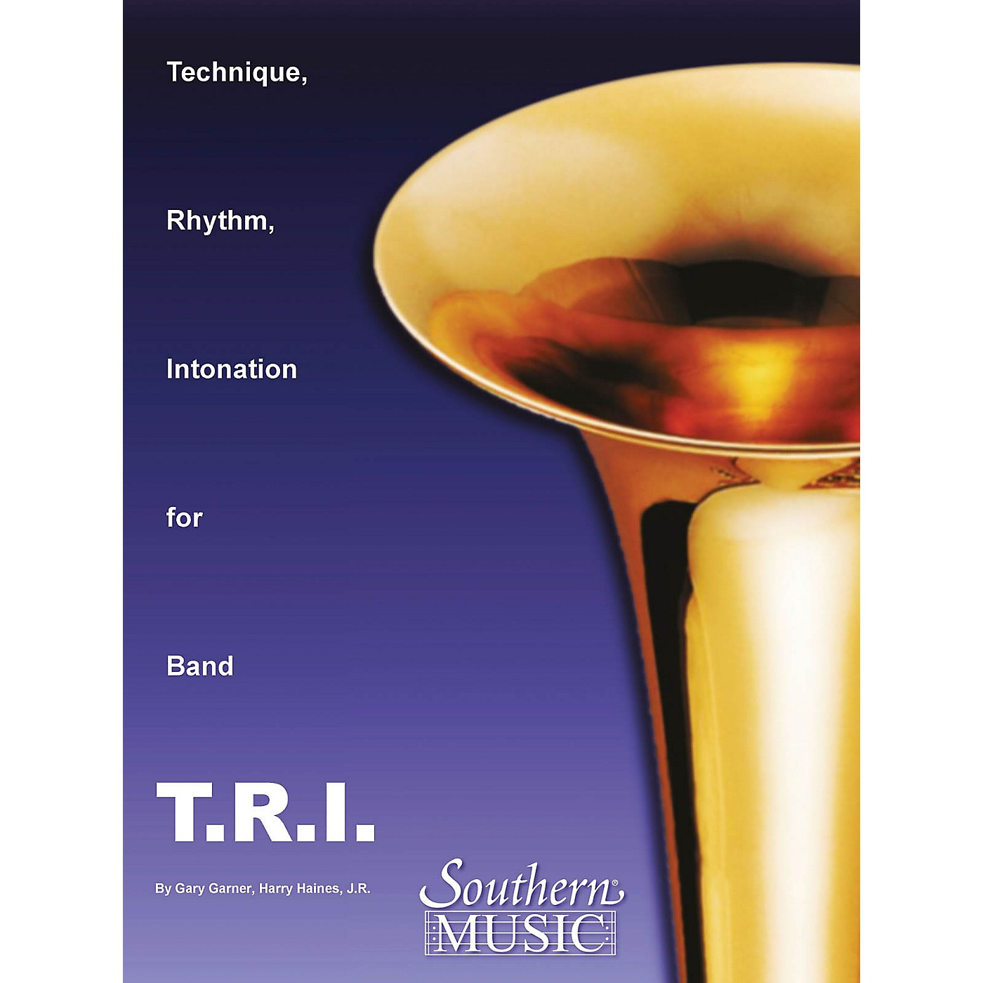 Southern T.R.I. (Technique Rhythm Intonation) Concert Band Level 4 Composed by Garner, Haines & Mcentyre thumbnail