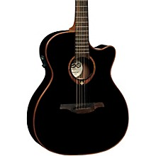 Lag Guitars T100ACE Auditorium Cutaway Acoustic-Electric Guitar